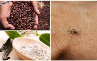 Чего боятся комары — народные средства